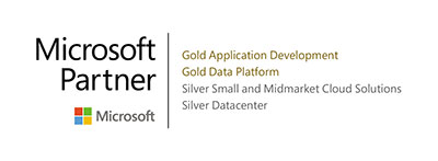 Intersys Ltd is a Microsoft Gold Application Development Partner