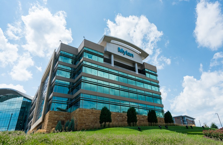 Mylan Headquarters in Canonsburg, Pennsylvania